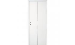 Porte laquée blanc Griff'Sign