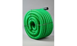 FOURREAU DE PROTECTION DE COULEUR VERT Ø50 C50M
