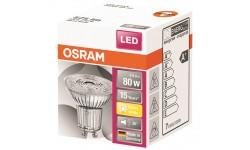 Ampoule LED spot par 16 69 W 80 GU10 chaud