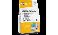 Repair & Finish Gyps - Plâtre de réparation et de finition multifonctionnel 5 kg