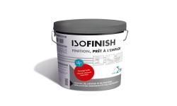 ISOFINISH - ENDUIT DE FINITION ET SURFAÇAGE