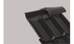 Closoir de ventilation souple DELTA-ECO ROLL 310 mm brun 5 m