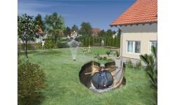 Cuves à enterrer - Kits Jardin Carat Confort