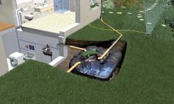 Cuves à enterrer - Kits Habitat Platine Eco Plus
