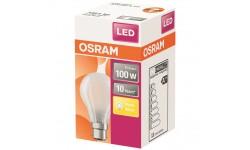 Ampoule LED standard 11 W B22 1521 lumens blanc chaud
