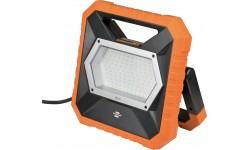 Brennenstuhl professionalLINE Projecteur LED X 8001 M portable 8300 lumens, 5m de câble (80W, IP54)