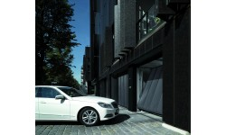 Porte de garage basculante à usage collectif CT500
