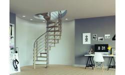 Escalier STYLE SUSPENDU