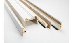 Kit de finition et couvre-joint intégré (2 en 1)