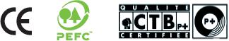 Logos Certificat de qualité
